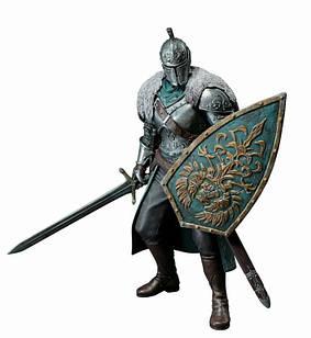 СтатуэткаBanpresto Рыцарь Фараам Темные Души Faraam Knight Dark Souls (без упаковки) 18смDS 21.0531