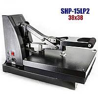 Термопресс планшетный 38х38 SHP-15LP2 с алюминиевой рамой