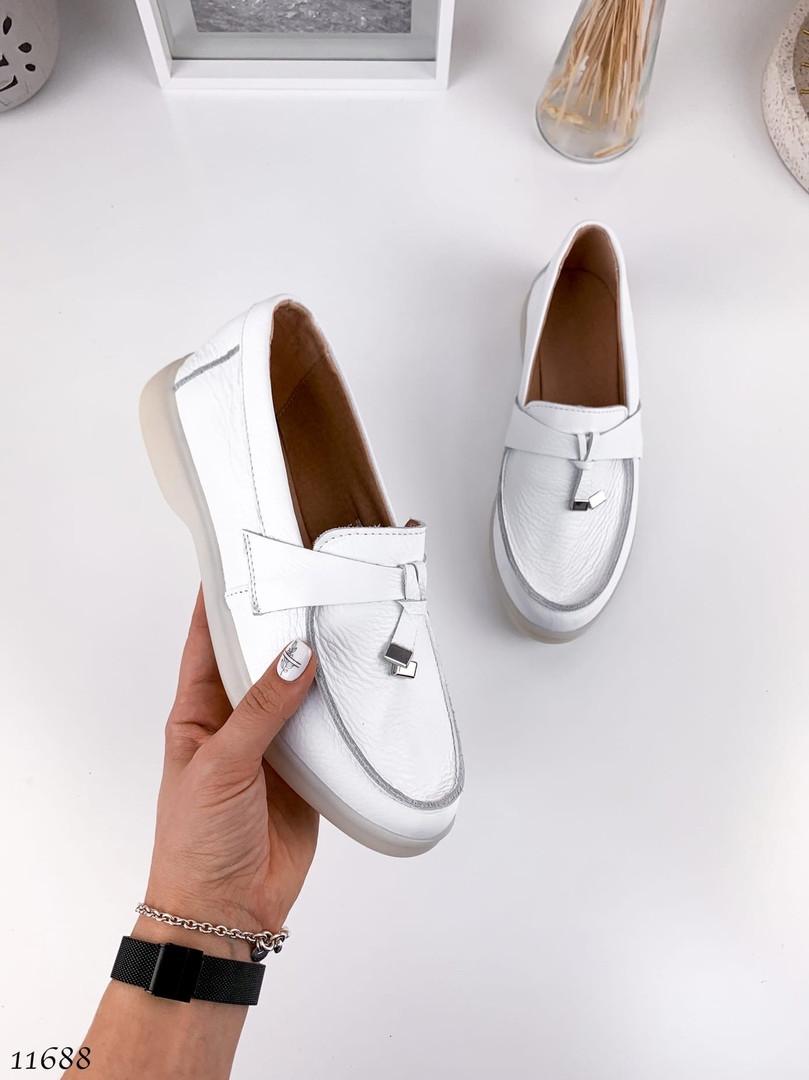 Модная обувь лоферы 11688 (ЯМ)