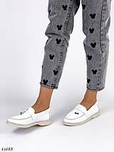 Модная обувь лоферы 11688 (ЯМ), фото 2