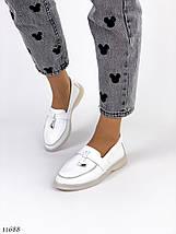 Модная обувь лоферы 11688 (ЯМ), фото 3