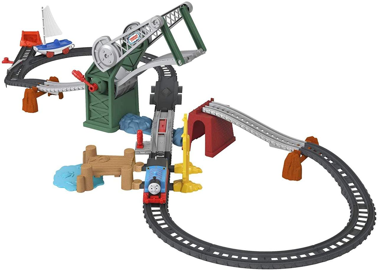 Железная дорога Томас и друзья Разводной мост  Fisher-Price Thomas Friends GWX09