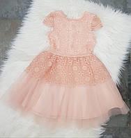 {есть:134 СМ} Платье для девочек,  Артикул: IS4954 [134 СМ]