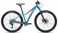 "Подростковый велосипед 27.5"" Orbea MX 27 ENT XS XC blue-red  2021"