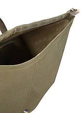 Тактическая транспортная сумка-баул мешок армейский Trend олива  на 25 л с Oxford 600 Flat, фото 3