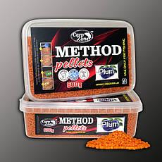Метод пелети Method Pellets Plum (Сливовий) 600g 2mm