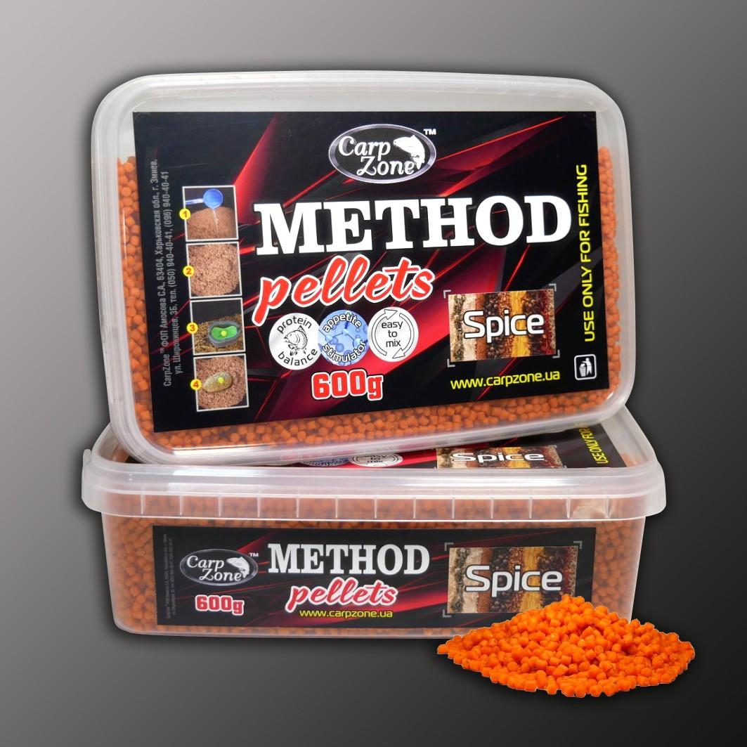 Метод пеллетс Method Pellets Spice (Специи) 600g 3mm