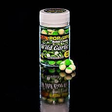 Поп Ап CarpZone Pop-Ups Method & Feeder Wild Garlic (Дикий Часник) 8mm/90pc