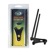 Обмежувач для вудилища Snag Bar Aluminum Black