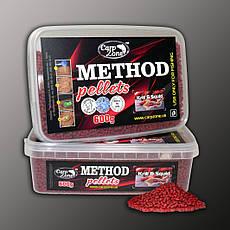 Метод пелети Method Pellets Кrill & Squid (Креветка і Кальмар) 600g 2mm