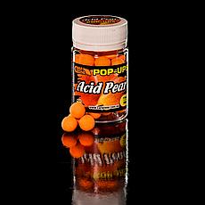 Поп Ап Pop-Ups Fluro Acid Pear (Кислая Груша) 12mm/30pc