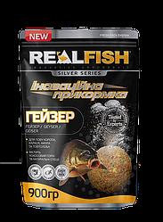 "Прикормка Real Fish ""Гейзер"" (Кукурудза - Карамель)"