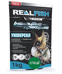 """Прикормка Real Fish """"Універсал"""" (Спеції)"""