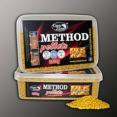 Метод пеллетс Method Pellets Sweet Corn (Сахарная Кукуруза) 600g 3mm