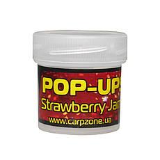 Поп Ап Pop-Ups Fluro Strawberry Jam (Клубничный Джем) 12mm/10pc
