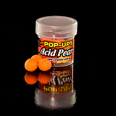Поп Ап Pop-Ups Fluro Acid Pear (Кислая Груша) 12mm/10pc