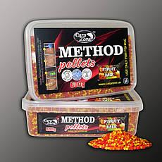 Метод пелети Method Pellets Fruit Mix (Фруктовий мікс) 600g 2mm