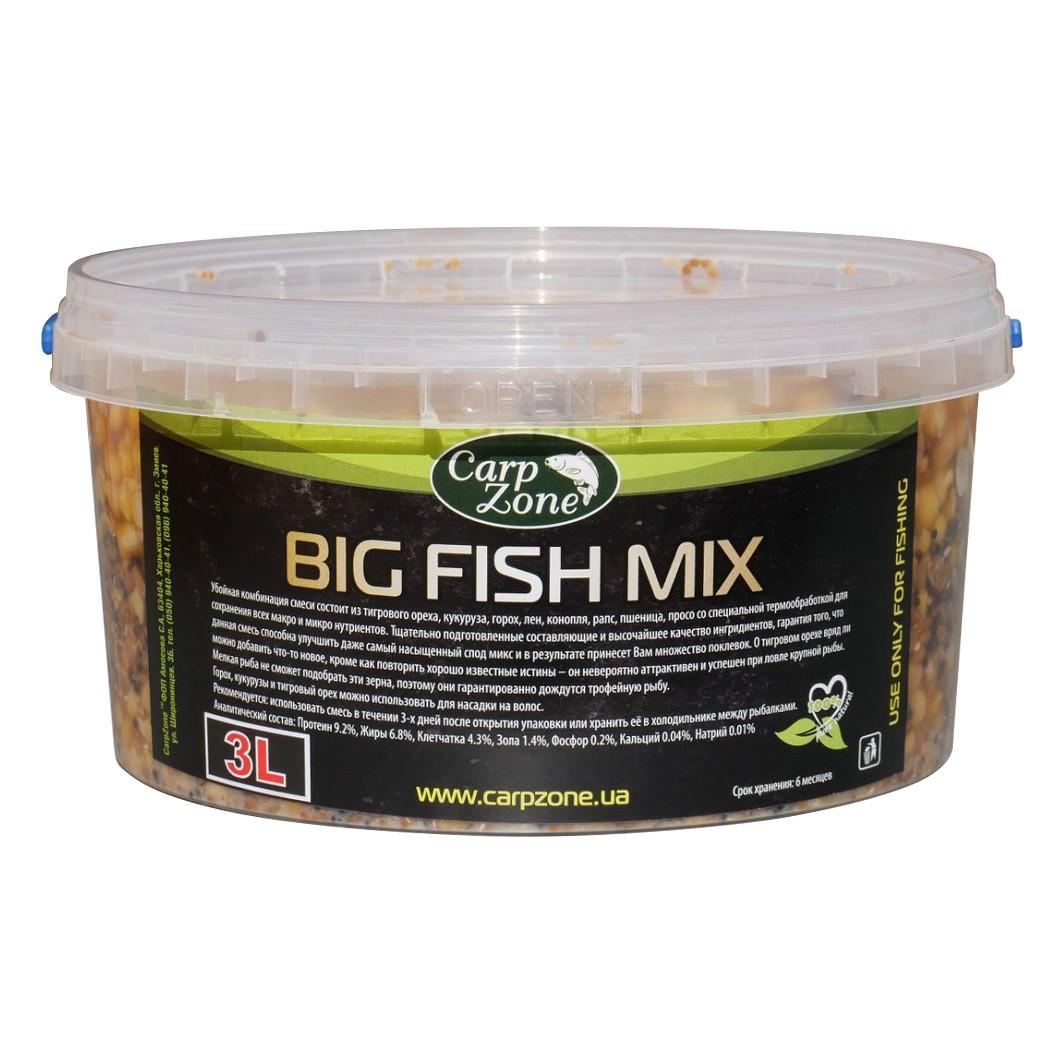 Готова суміш Big Fish Mix 3L