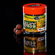 Бойли насадкові варені Boilies Gold series Instant Hookbaits BleFF 16mm/45pc