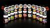 Бойли насадкові порошать Boilies Method & Feeder series Soluble Fruit Mix (Фруктовий мікс) 10mm/60pc, фото 5