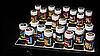 Бойлы насадочные вареные Boilies Method & Feeder series Instant Honey (Мед) 10mm/60pc, фото 4