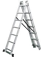 Лестница универсальная Кентавр 3х12 (Бесплатная доставка)