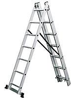 Лестница универсальная Кентавр 3х14 (Бесплатная доставка)