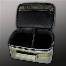 Сумка для двух катушек и аксессуаров Carp Zone Reel Case Mini