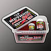 Набір Method Pellets Box Кrill & Squid (Креветка і Кальмар) 3mm/1kg + Amino Booster 100ml + Pop-Ups 10mm/15pc, фото 2