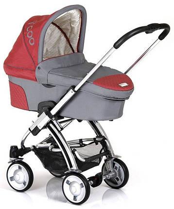 Детская универсальная коляска 2 в 1 Icoo Pii, фото 2