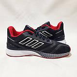 Чоловічі кросівки літні текстиль, сітка в стилі Adibass Адідас літні кросівки, фото 8