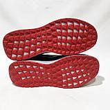 Чоловічі кросівки літні текстиль, сітка в стилі Adibass Адідас літні кросівки, фото 6