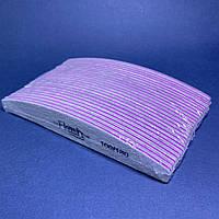 Набір пилочок для нігтів човник 25 шт Flash Professional 100/180