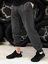 Спортивні штани сірі Nike (Найк), фото 5