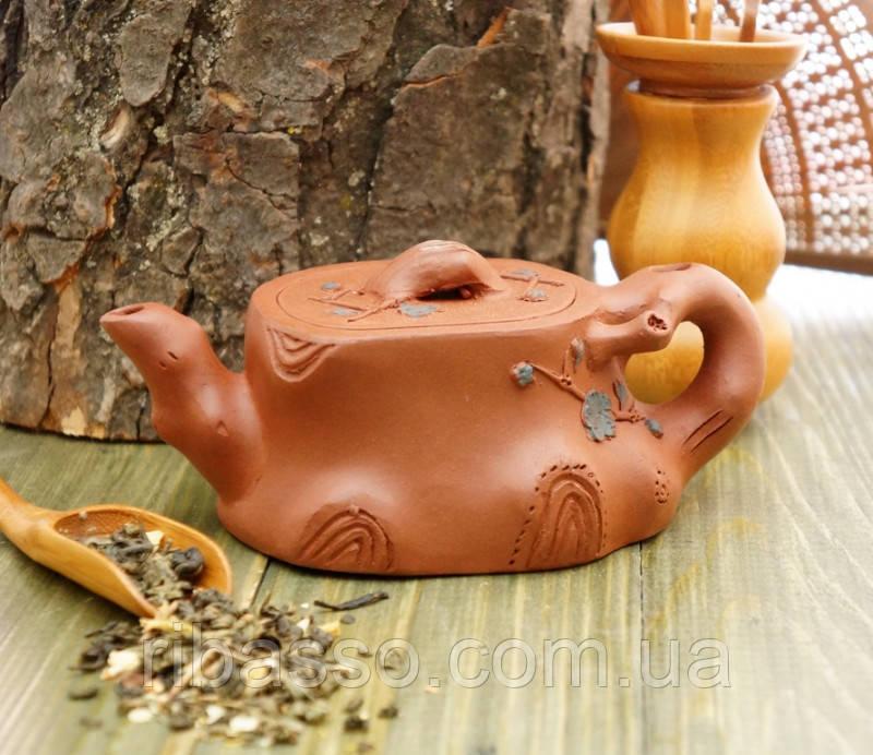 9200049 Чайник глиняный Исин