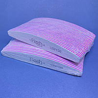 Пилочки для нігтів човник Flash Professional 120/150, 50 шт
