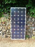 Солнечная панель Solar board 100W 18V солнечная батарея 120x54 см