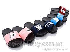Детская коллекция летней обуви оптом.  Детские шлепки 2021 бренда Elmob (рр. с 24 по 29)