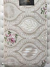 Набор прорезиненных ковриков для ванной комнаты 60*100 + 40*60