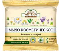 Зелена Аптека мило косметичне Ромашка и Шалфей 75 г