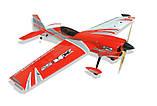 Самолёт радиоуправляемый Precision Aerobatics XR-52 1321мм KIT (красный), фото 2