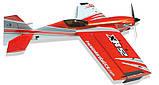 Самолёт радиоуправляемый Precision Aerobatics XR-52 1321мм KIT (красный), фото 3