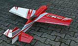 Самолёт радиоуправляемый Precision Aerobatics XR-52 1321мм KIT (красный), фото 5