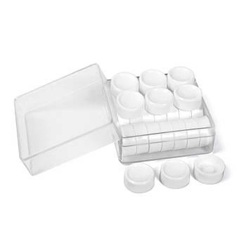 Фішки для настільних ігор білі (30 шт.)