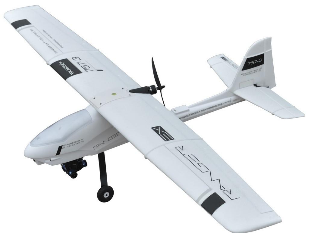 Модель радіокерованого планера VolantexRC Ranger EX (TW-757-3) 2000мм PNP
