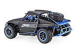 Машинка на радиоуправлении 1:18 HB Toys Ралли 4WD на аккумуляторе (синий), фото 5