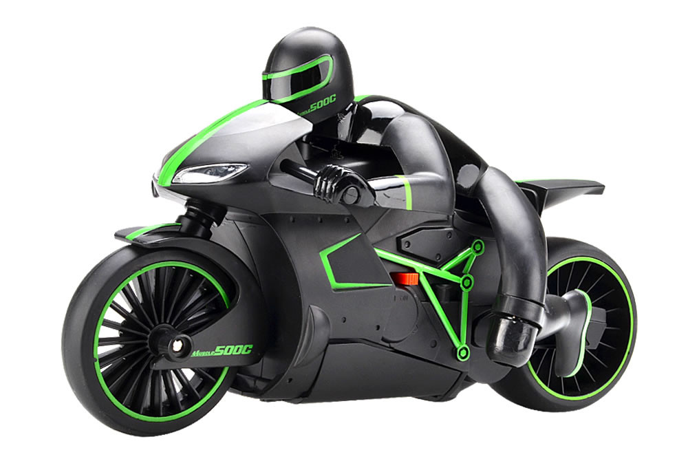 Радіокерований Мотоцикл 1:12 Crazon 333-MT01 (зелений)