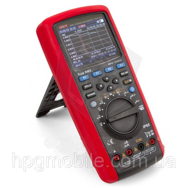Цифровой мультиметр UNI-T UTM 1181A (UT181A) - HPG Mobile. Мобильные запчасти, аксессуары и другие товары по лучшим ценам в Харькове