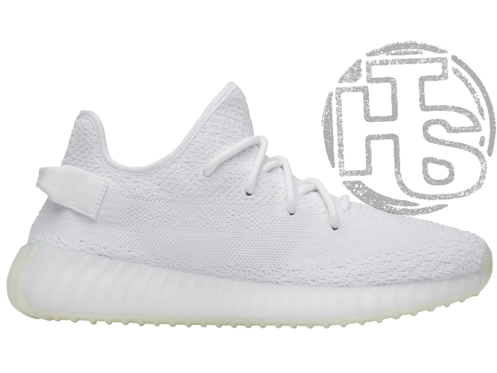 Мужские кроссовки Adidas Yeezy Boost 350 V2 Triple White