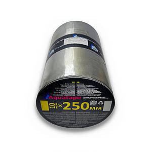 Битумная Лента 250 мм х 10 м ALU+